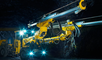 Epiroc launches Boomer with internal hydraulics