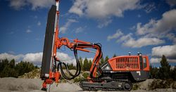 Sandvik's latest solutions for the surface drilling industry