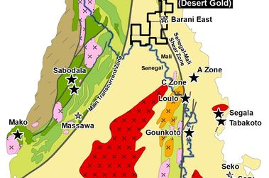 Desert Gold starts Phase 2 drill programme in West Mali