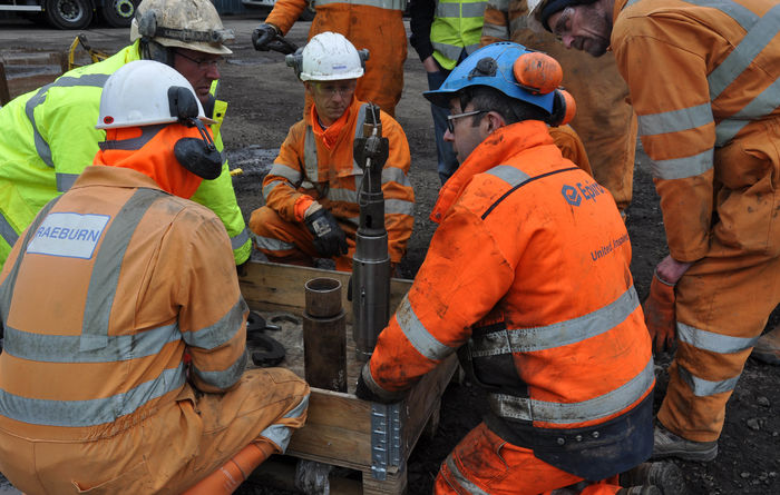 Epiroc training expertise supports Raeburn Drilling Group