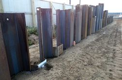 Excavation Support Solutions launched by Sheet Piling (UK) Ltd