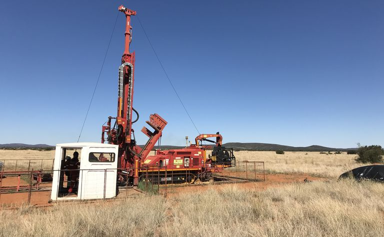 Comacchio's industry-advancing exploration rig