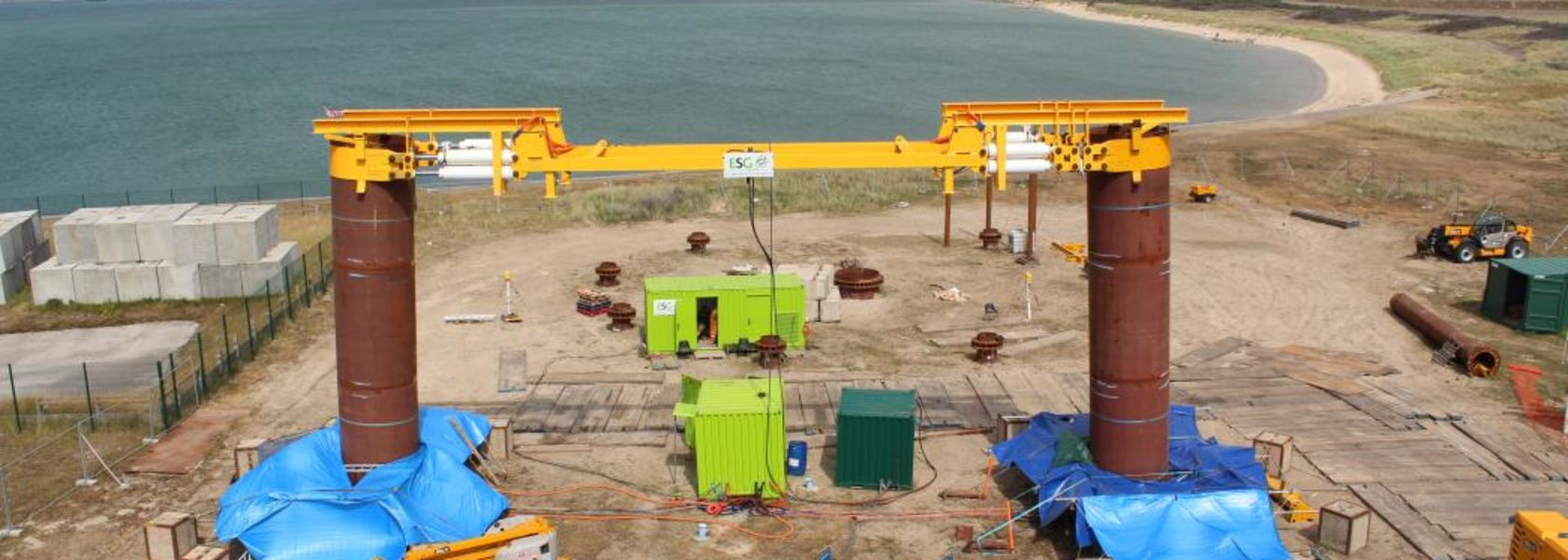 New design methods for offshore wind farm monopiles