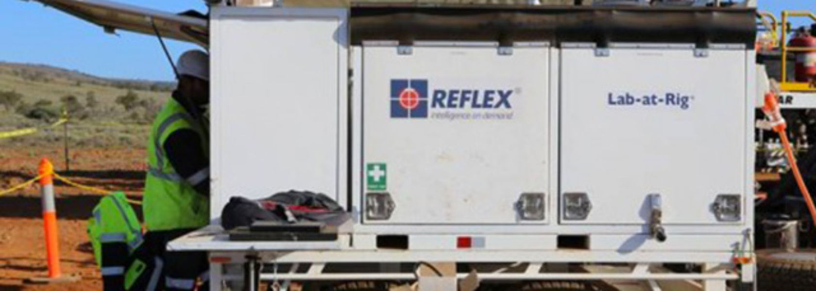 Reflex to commercialise Lab-at-Rig