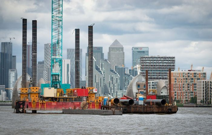 Red7Marine supports PLA on Barrier Gardens pier extension