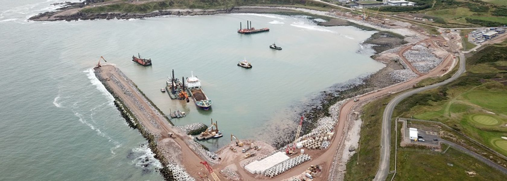 Drilcorp's Aberdeen harbour extension investigation
