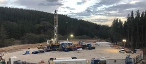 Easternwell provides drilling services for Newcrest Mining