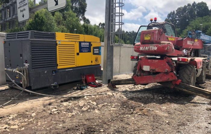 Atlas Copco DrillAir compressors lead to cost saving for contractor