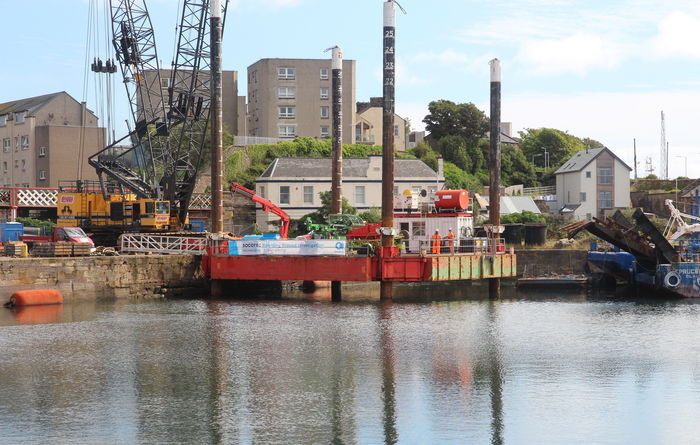 Socotec's marine ground investigation for Scottish Water