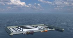 Fugro contracted for world's first Energy Island Hub