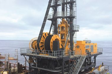 Bauer to install Saint-Brieuc offshore wind farm piles with Van Oord