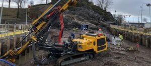 KLEMM drilling rigs in Scandinavia