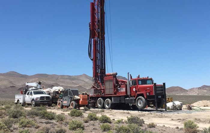 Geothermal discoveries in Nevada with new exploration method