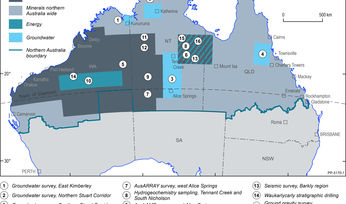 Australian government moves to strengthen resources exploration