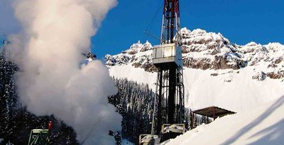 Schlumberger and TEP create a geothermal project development company