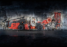 Sandvik introduces DS422i cable bolter