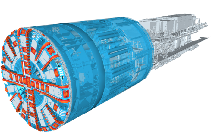 HS2 asks UK public to choose the names for its first two tunnelling machines
