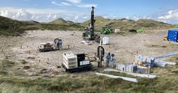 Fugro supports complex environmental clean-up project in Denmark