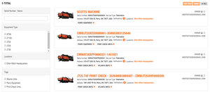 Orange Intel fleet management system launched by Ditch Witch