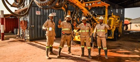 Kakula Copper underground development continues significantly ahead of schedule