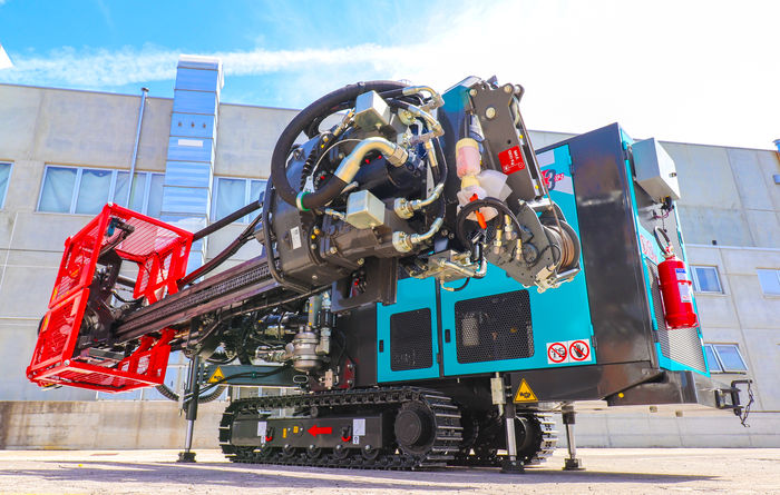 Casagrande UK to debut new rig at Geotechnica