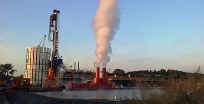 ThermoDrill an innovative  drilling system for deep geothermal