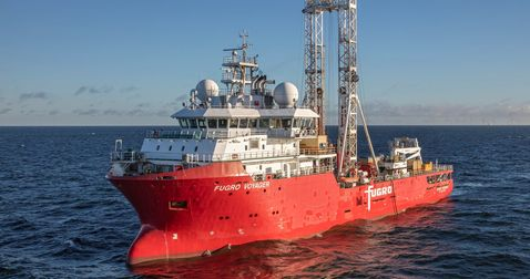 Fugro IOVTEC secures third geotechnical contract for Hai Long offshore wind farm
