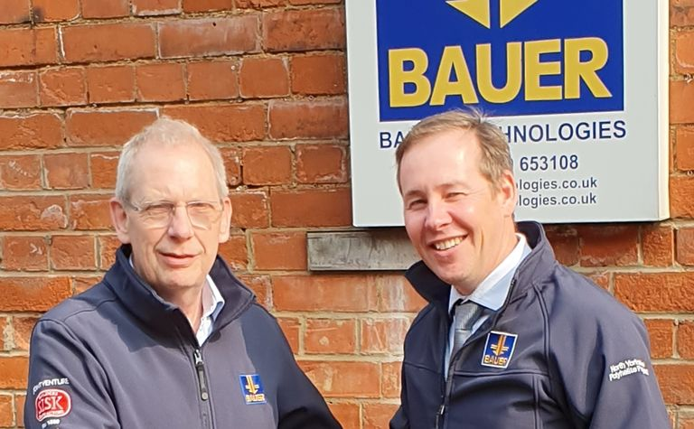 Management changes at Bauer Technologies