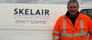 Skelair International expands contract drilling and blasting team