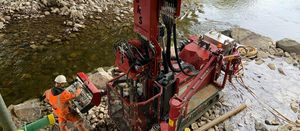 Borehole Solutions to demonstrate sonic drill at Geotechnica