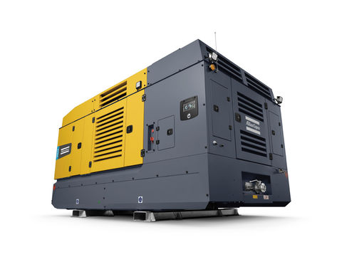 Atlas Copco boosts DrillAir compressor efficiency