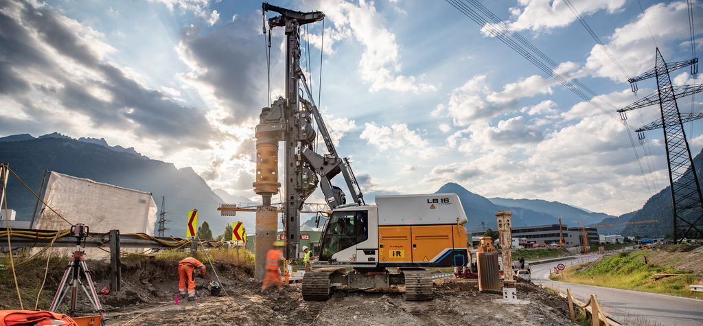 Our friends are electric -  moving ground engineering to a greener future