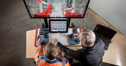 Sandvik Digital Driller -  learn anywhere, anytime