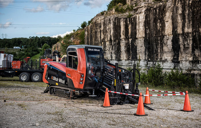 All Terrain technology helps in rock drilling