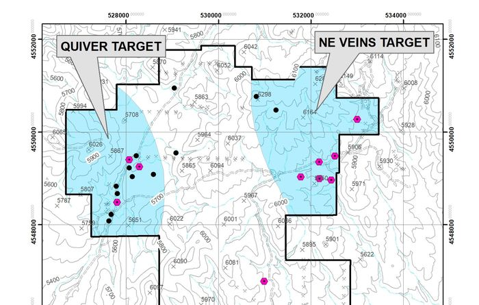 Blackrock commences 3,500m drill programme at Silver Cloud