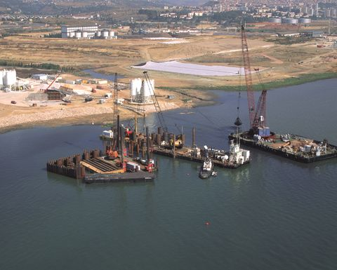 The Vasco Da Gama bridge project