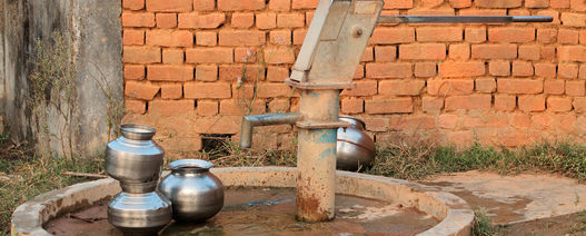 Addressing the handpump  corrosion and material quality challenge
