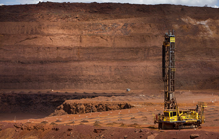 Positive results from copper-gold test drilling in Pilbara for Rio Tinto