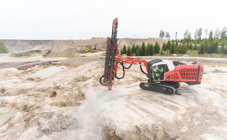 Sandvik reveals new generation of Rangers