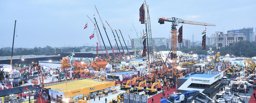 bauma CONEXPO INDIA rescheduled for 2021