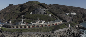 CAN stabilises historic Fort Bovisand