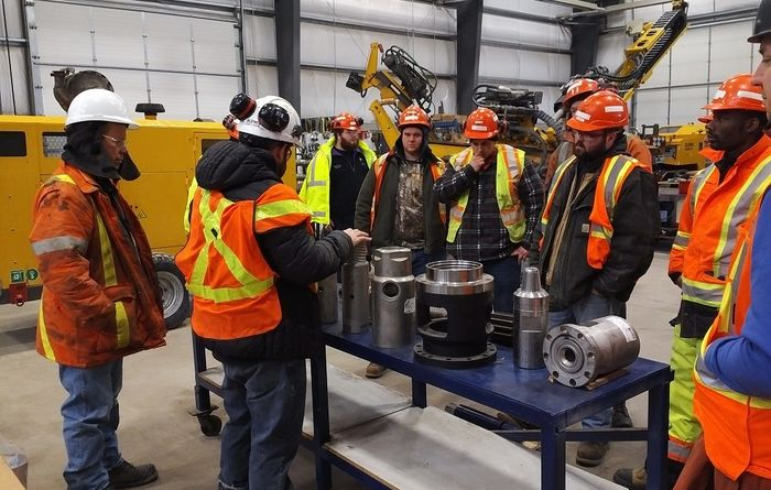 ECA deepens its commitment  to drill rig safety and training