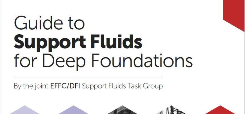 Support fluids for deep foundations - guiding principles