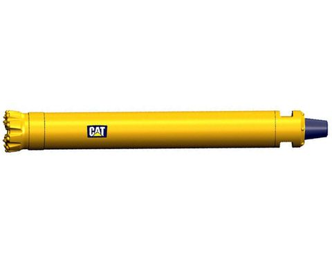 Caterpillar introduces DTH hammer and bits for blasthole drilling