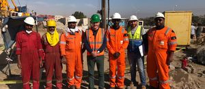 Fugro completes soil investigation for new Aswan Dam bridge