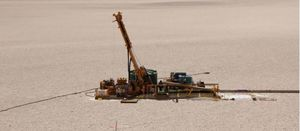 Aeris provides updates on Torrens dry lake drilling project