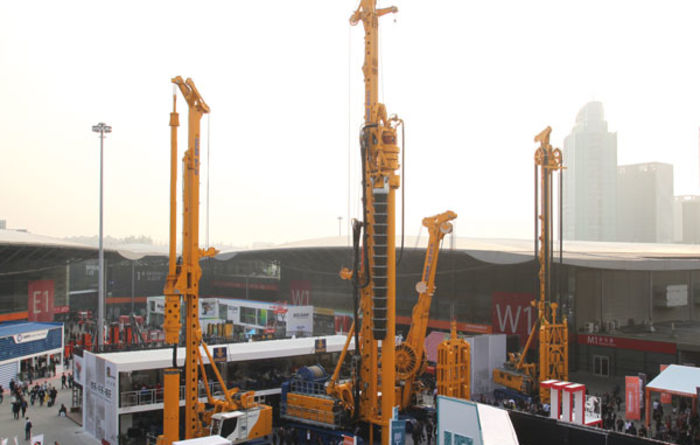 Bauer premiers innovative grab and cutter technology at Bauma China