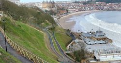Stabilising Scarborough's South Cliff