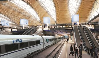 The impact of Brexit and delays to HS2