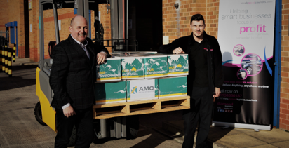 AMC Europe offers speedy UK delivery